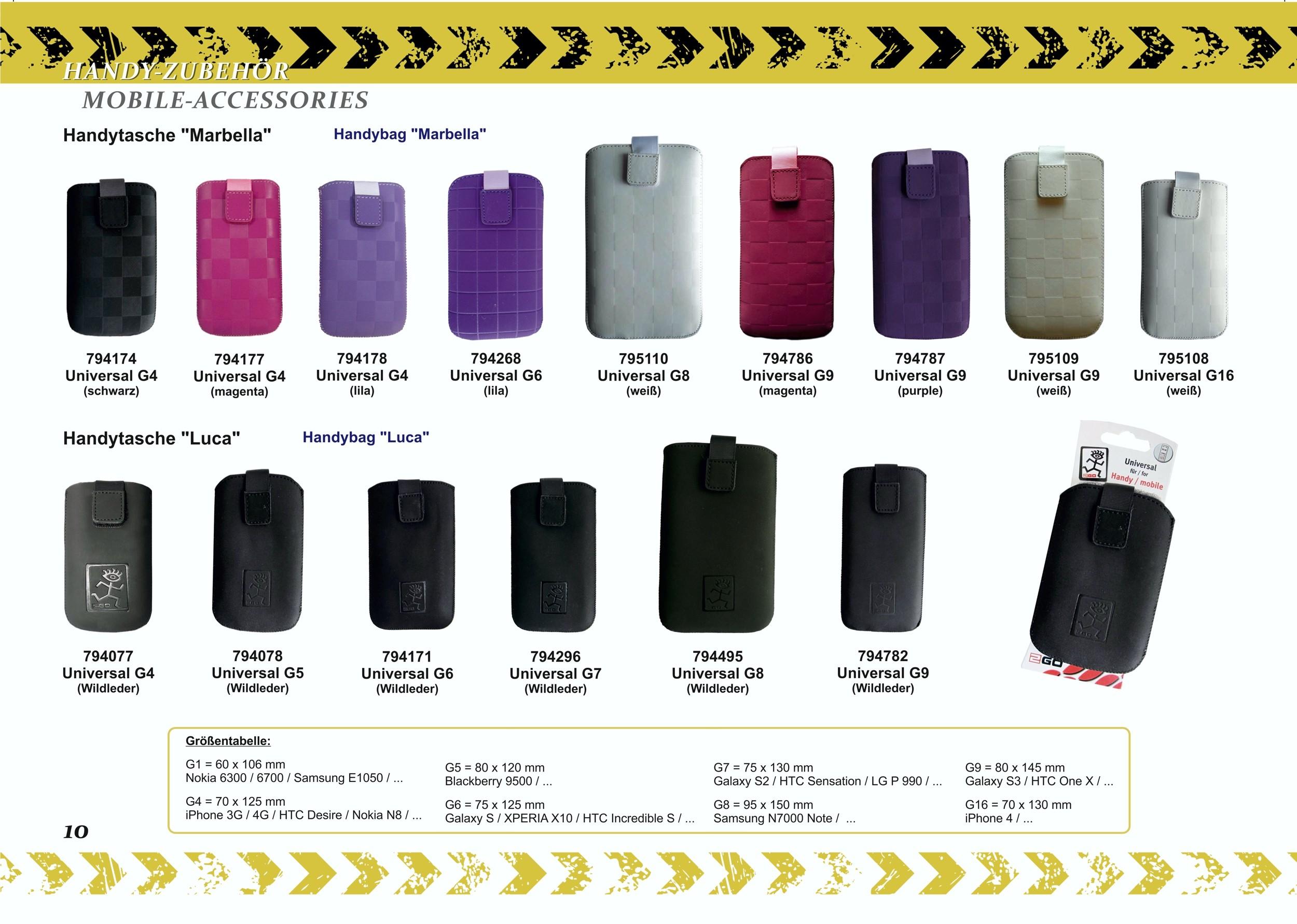 2GO Klappetui für Samsung Galaxy S5 mini Leder – Bild 2