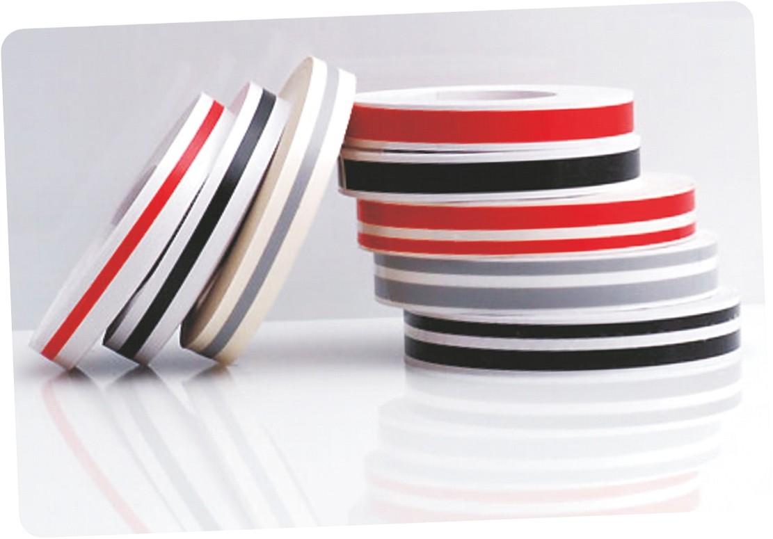 Bandes déco Deco-Stripe rouge 12 mm x 10 m – Bild 2