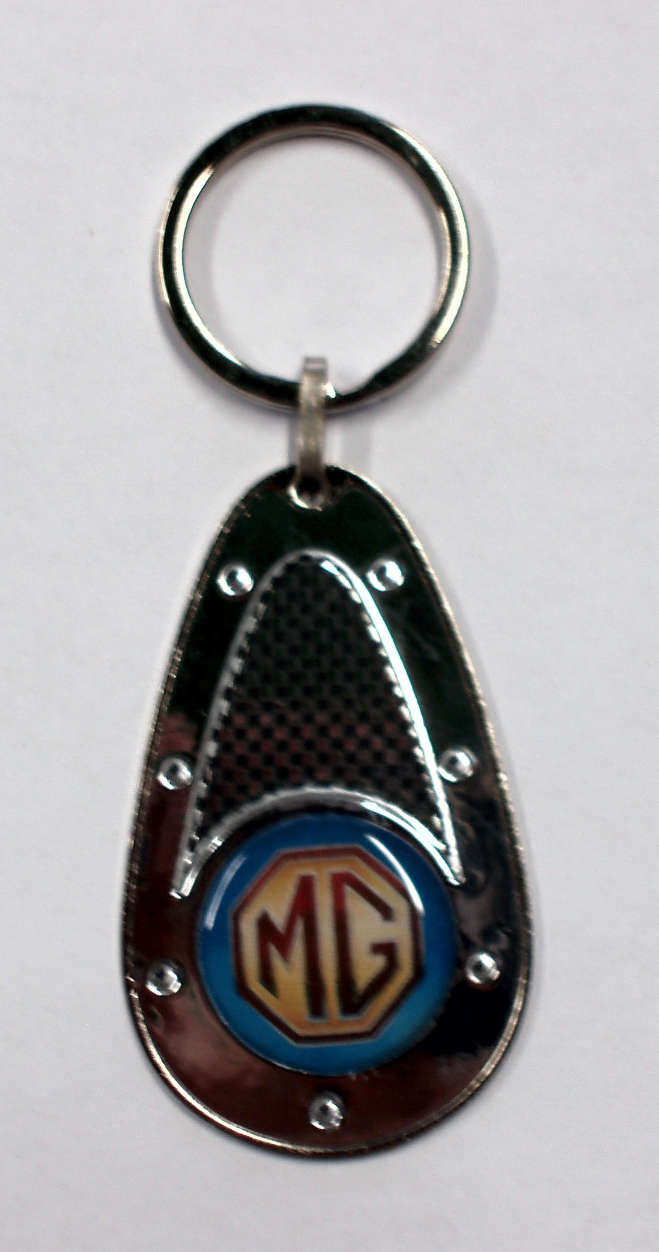 Key holder carbon optics MG 100 x 40 mm – Bild 1