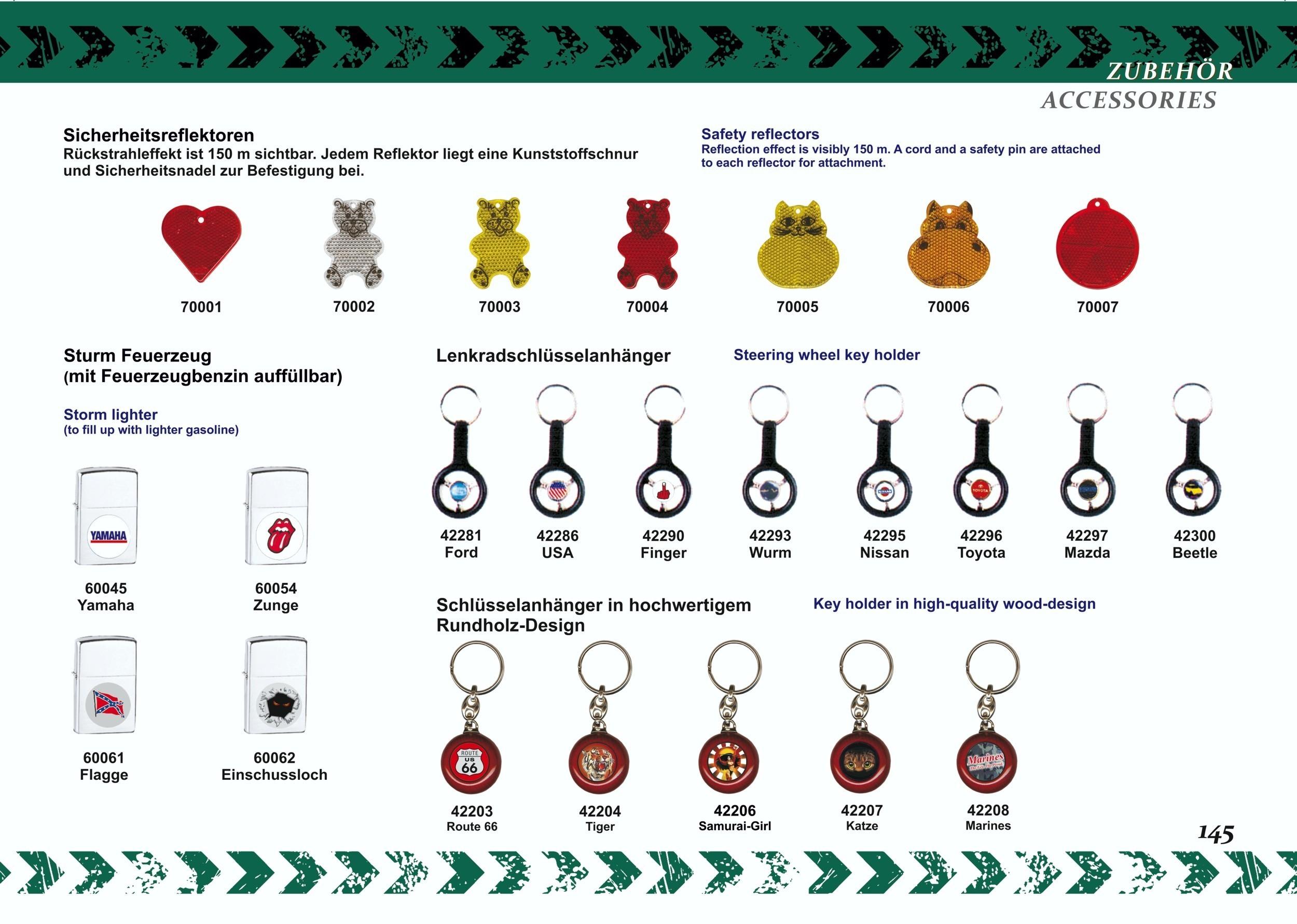 Key holder carbon optics Good girls go to ...  100 x 40 mm – Bild 3