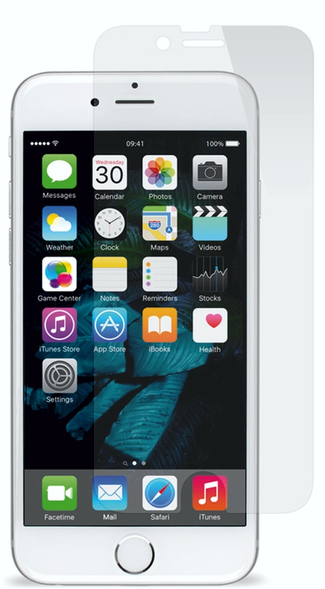 2GO Display Protection Film for Apple iPhone 7 3 pieces