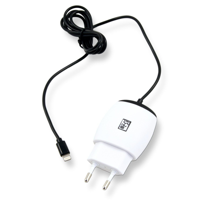 2GO Ladegerät Apple Lightning und USB – Bild 1