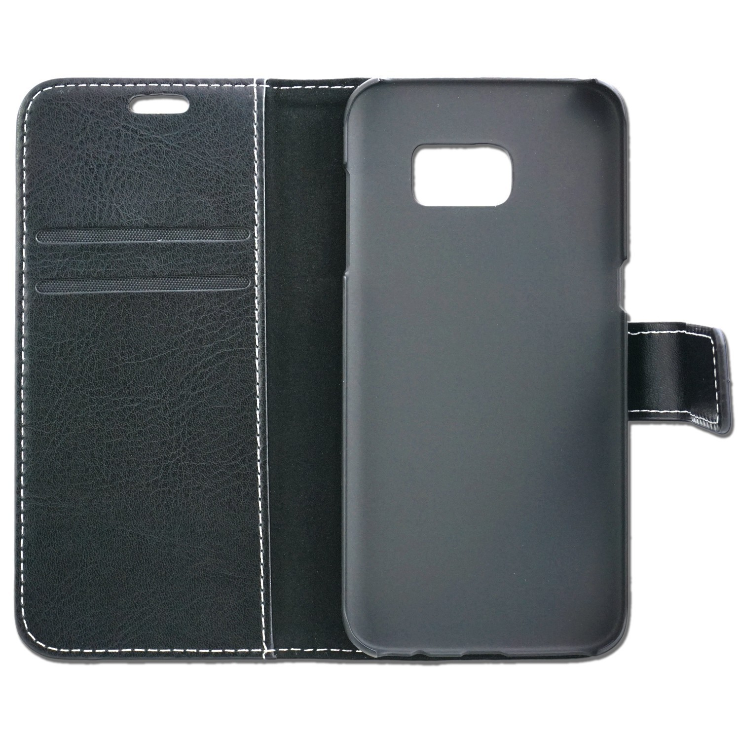 2GO book-case pour Apple iPhone 4 / 4S cuir – Bild 3