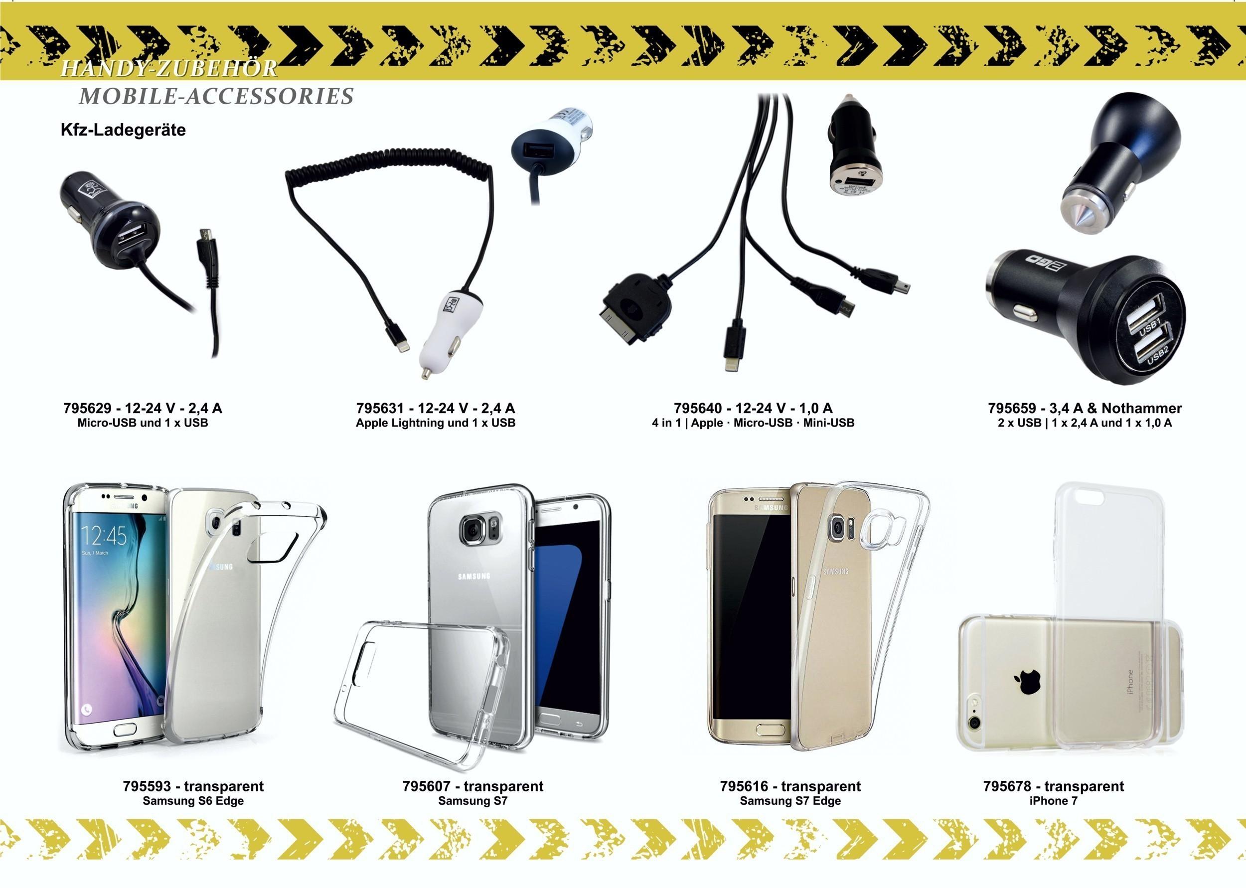 2GO Flip-Case for Samsung Galaxy S7 Edge leather – Bild 7