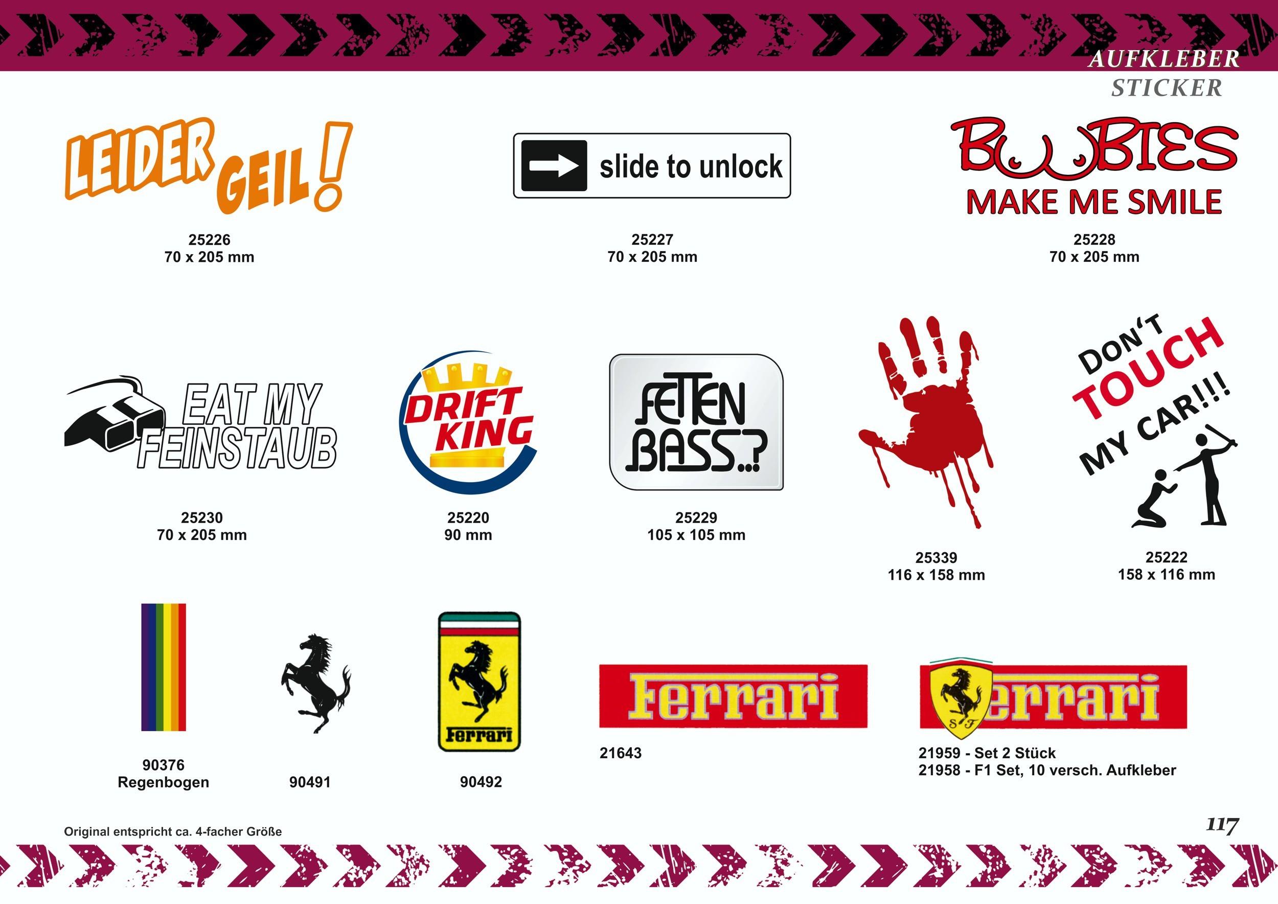 Sticker CE geprüftes Hochleistungs Spielzeug 190 x 70 mm – Bild 6