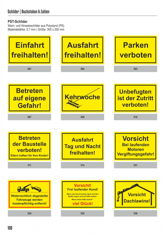Jeder Diebstahl wird angezeigt!! 300 x 200 mm Warn- Hinweis- und Verbotsschild PST-Kunststoff   – Bild 4