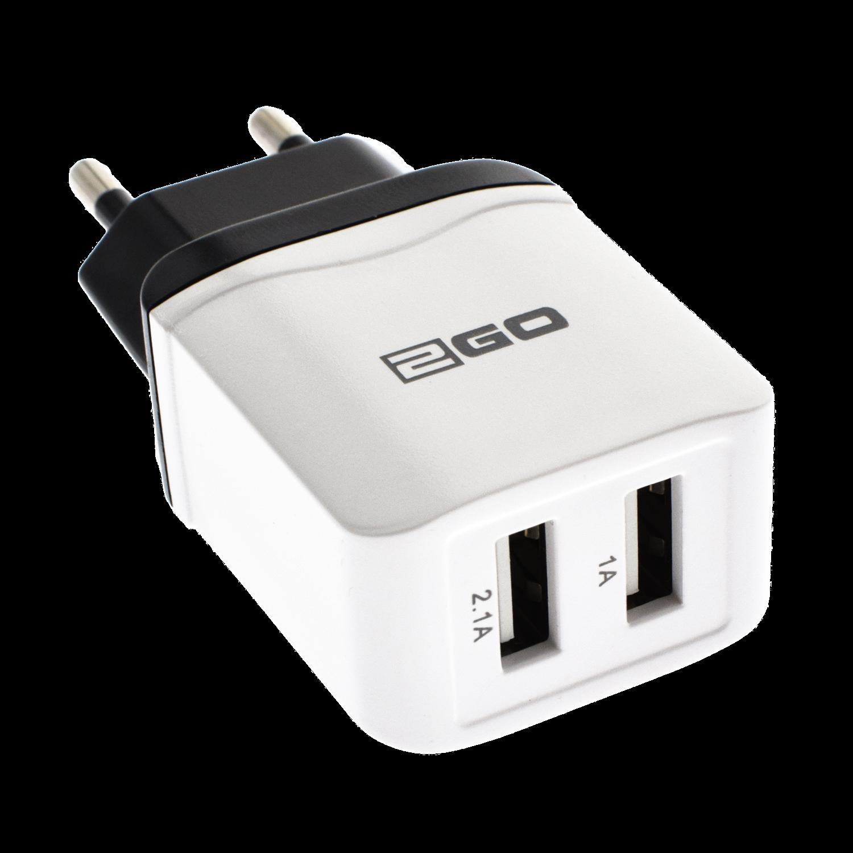 2GO chargeur avec 2 USB connexions – Bild 2