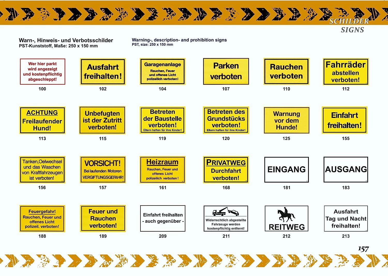 E-Scooter abstellen verboten 150 x 250 mm Warn- Hinweis- und Verbotsschild  PST-Kunststoff – Bild 4