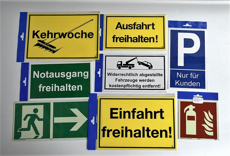Handy verboten 150 x 250 mm Warn- Hinweis- und Verbotsschild  PST-Kunststoff – Bild 2