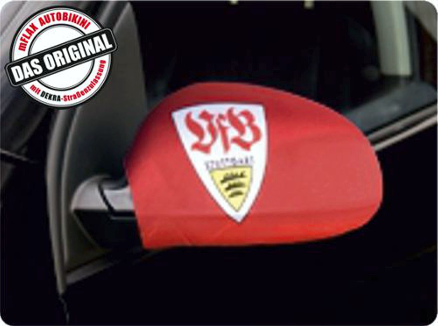 Car-Bikini set of 2 german football league VFB Stuttgart – Bild 1