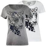 COCCARA Damen T-Shirt