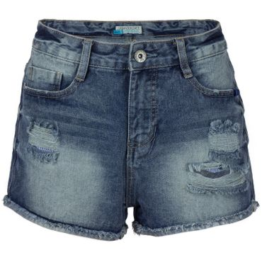 Urban Surface Damen Jeansshorts