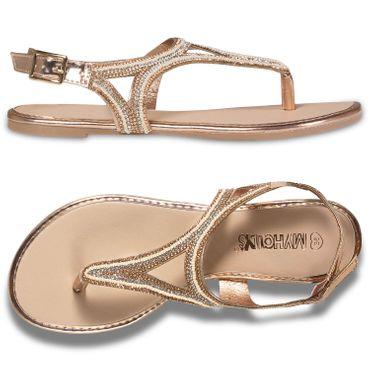 HAILYS Damen Sandalette