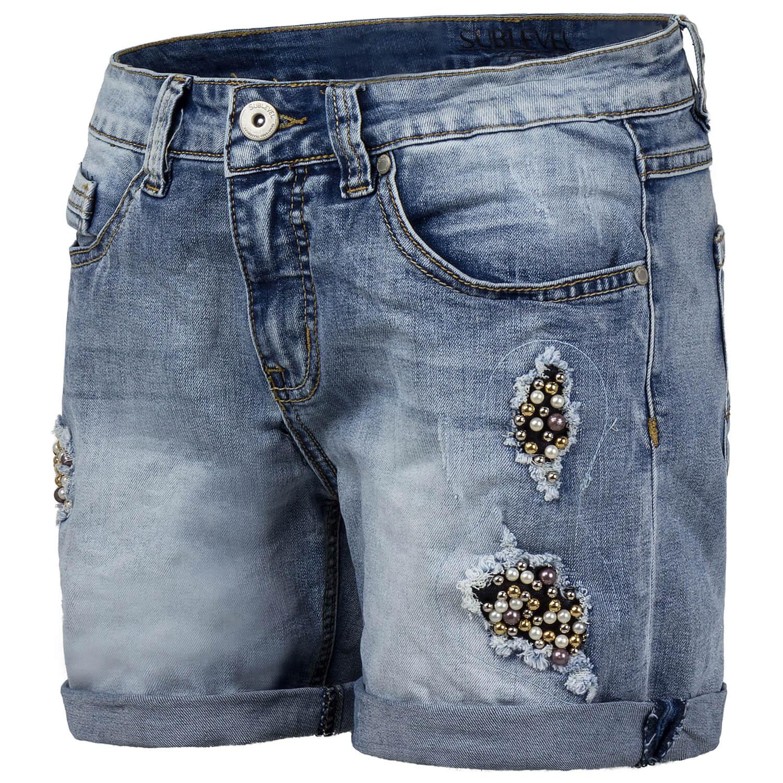 SUBLEVEL Damen Shorts 001 a5136f3eb8