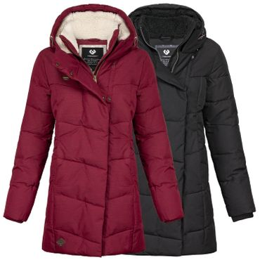 Ragwear Damen Wintermantel