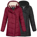 Ragwear Damen Wintermantel 1