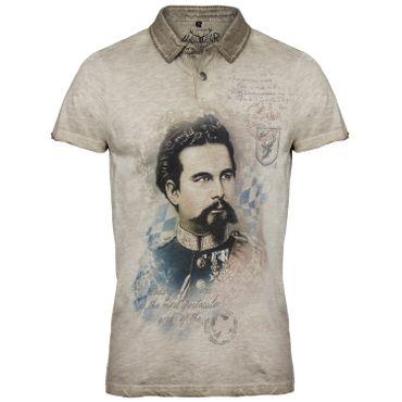 hangOwear Herren Trachten Poloshirt