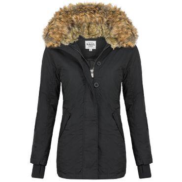 SUBLEVEL Damen Winter Jacke