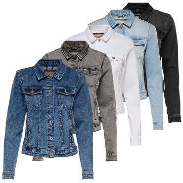 ONLY Damen Jeansjacke