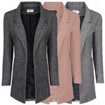ONLY Damen Sweat Blazer