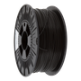 PrimaValue ABS Filament - 1.75mm - 1 kg spool - Black 1