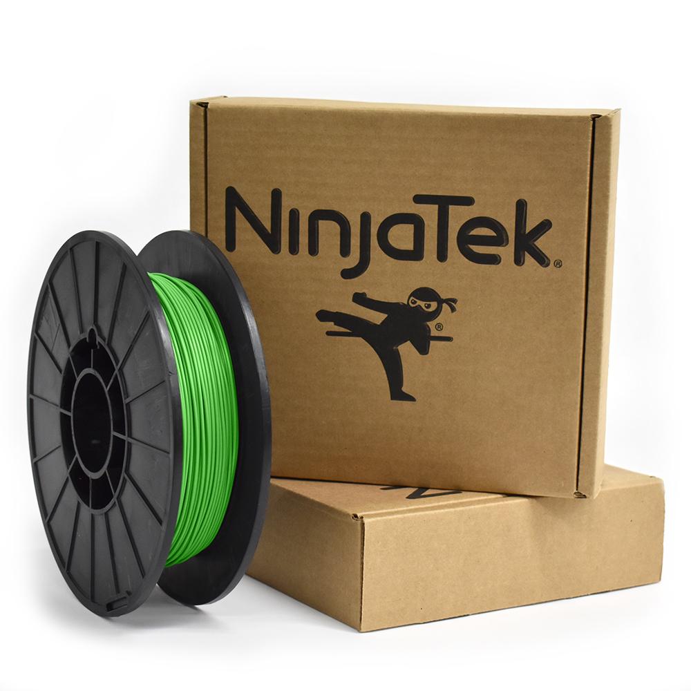 NinjaTek Cheetah flexibel - 1.75 mm - 0.5 kg - gras