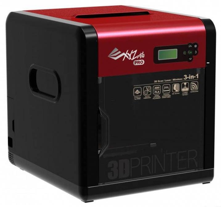 XYZprinting, Da Vinci 1.0 Pro 3in1 3D PRINTERS