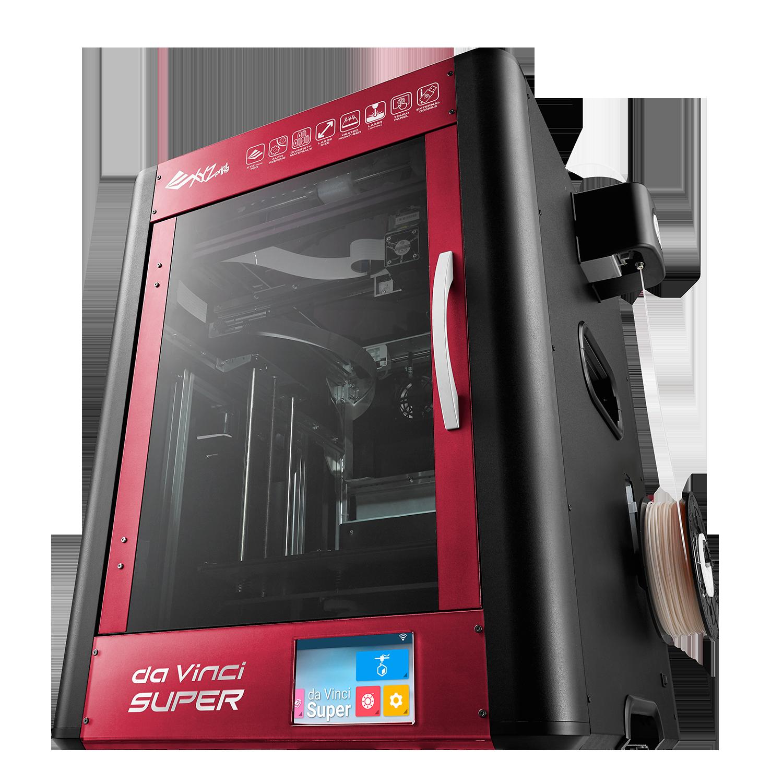 XYZprinting Da Vinci Super 3D PRINTERS