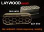 LayFilaments LAYWOODmeta5 Filament - 1.75mm - 250 g 1