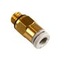 Creality 3D Tube Connector Push-Fitting (Extruder) 1