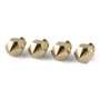 PrimaCreator MK8 Brass Nozzle 0,4 mm - 4 pcs 1
