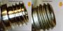 RepRap M6 Brass Nozzle 3mm -  0,6 mm - 1 pcs 4