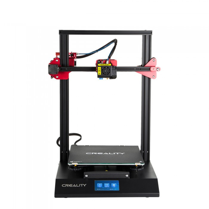 Parts & Accessories Precise Creality 3d 310*310*4mm 3d Printer Glass Platform With Strong Adhesion Computers/tablets & Networking