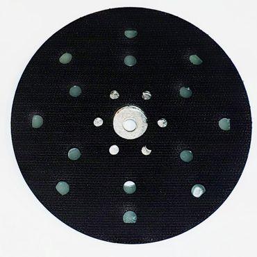 """Multi-Loch Abranet Schleifteller 150mm 5/16"""" und M8 (FESTO) HART"""