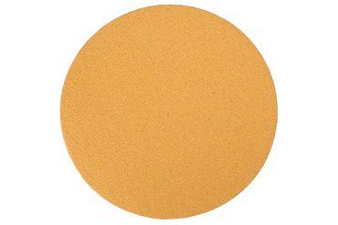 MIRKA Scheiben Gold Ø 150 mm STICK P240 ungelocht (100 St)   – Bild 1