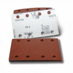 Schleifbogen 80x130mm Coarse Cut Klett P60 8-Loch VE=50 Stück