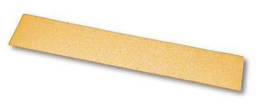 MIRKA Streifen Gold 70 x 450 mm STICK P40 ungelocht (50 St)