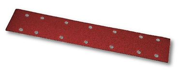 MIRKA Streifen Coarse Cut 70 x 420 mm Klett P80 14-fach gelocht (50 St)