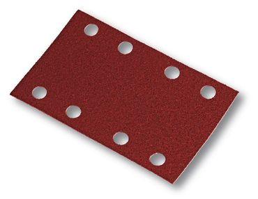 MIRKA Streifen Coarse Cut 81 x 133 mm Klett P60 8-fach gelocht (50 St)   – Bild 2
