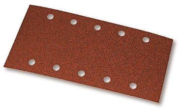 MIRKA Streifen Coarse Cut 115 x 230 mm Klett P60 10-fach gelocht (50 St)   – Bild 1