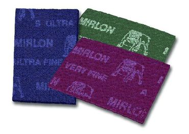 MIRKA Handpads Mirlon Total-Schleifvlies 115 x 230 mm  VF360  (25 St)