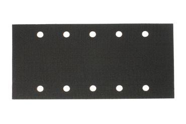 MIRKA Schutzauflagen für Handblöcke mit Absaugung 115 x 230 mm Klett  10-Loch (1 St)   – Bild 1