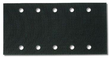 MIRKA Schutzauflagen für Handblöcke mit Absaugung 115 x 230 mm Klett  10-Loch (5 St)   – Bild 1