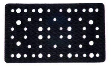 MIRKA Schutzauflagen für Schwingschleifer mit Absaugung 81 x 133 mm Klett  54-Loch (1 St)