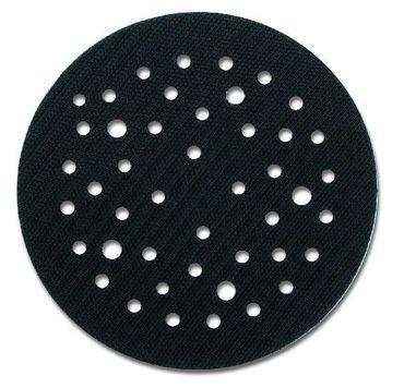 MIRKA Schutzauflagen für Ø 125 mm Teller Ø 120 mm Klett  44-Loch (5 St)   – Bild 1