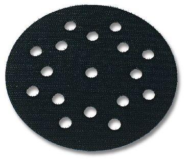 MIRKA Schutzauflagen für Ø 125 mm Teller Ø 125 mm Klett  33-Loch (1 St)   – Bild 1
