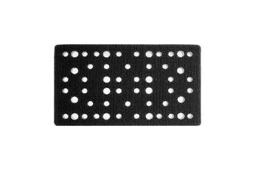 MIRKA Softauflagen für Schwingschleifer mit Absaugung 81 x 133 mm Klett  54-Loch (5 St)  7 mm – Bild 2