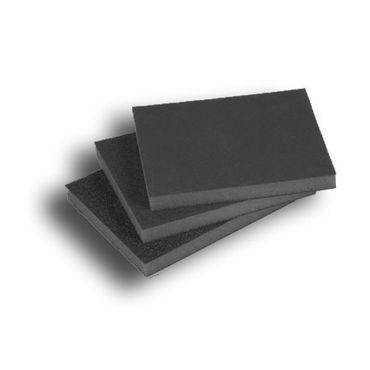 SCHLEIFMATTE 125x100x10mm SOFT Korn 46 VE=12 Stück – Bild 1