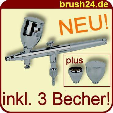 PROFI AIRBRUSH PISTOLE Airbrushpistole Double Action 186