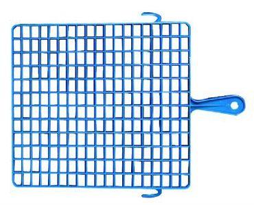 Abstreifgitter Maße 10 x 17 cm  VE=10 St